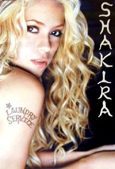 Shakira-Laundry-Service-Poster