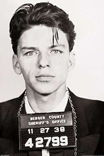 Frank Sinatra Mug Shot Click Add to Cart to Order