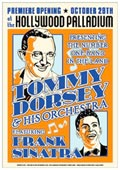 Tommy Dorsey and Sinatra PosterClick to zoom in