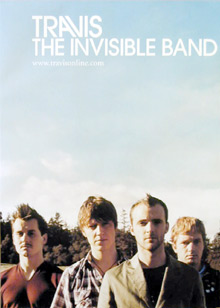 Travis the Invisible Band Poster