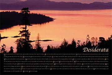 Desiderata-Sunrise-Motivational-Poster