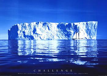 Challenge-Desert-Motivational-Poster