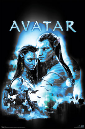 Avatar Embrace Poster