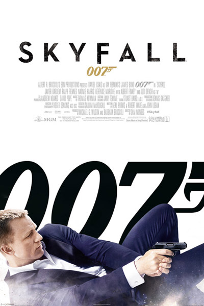 Skyfall Daniel Craig Click Add to Cart to order