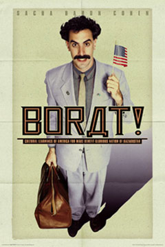 Borat!-Poster