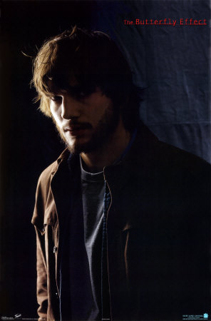 Butterfly Effect Ashton Kutcher Poster