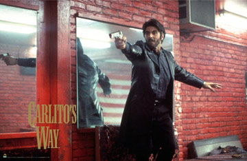 Carlitos Way Poster