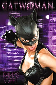 Catwoman Paws Off Poter Click Add to Cart to Order