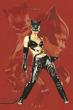 Catwoman - Purr Poster