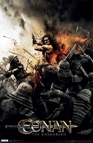 Conan the Barbarian Poster Click Add to Cart to order.