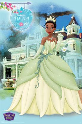 Princess-Tiana-Poster