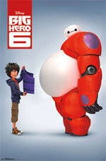Big Hero 6 Baymax Poster