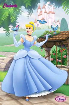 Disney-Cinderella-Poster