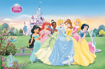 Disney Princess - Gowns Poster