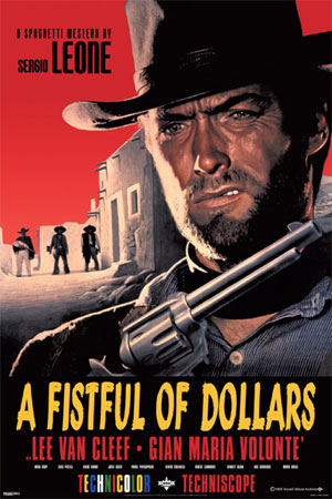 A Fist Full Of Dollars Cover