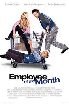 Employee of the Month Poster