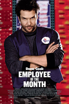 Dane Cook Employee of the Month Poster