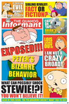 Family Guy Exposed Poster