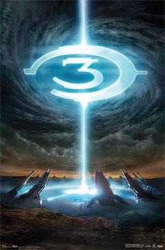 Halo-3-Logo-Poster