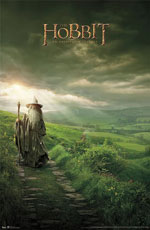 The Hobbit One Sheet Poster