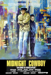 Midnight Cowboy Poster