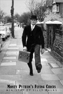 Monty Python Ministry of Silly Walks  Poster