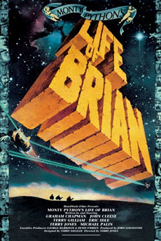 Monty Python Life of Brian Poster
