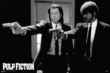 Pulp-Fiction-Vincent-and-Jules-Poster