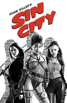 Sin City Girls Poster