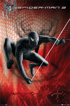 Spiderman Webslinger Poster