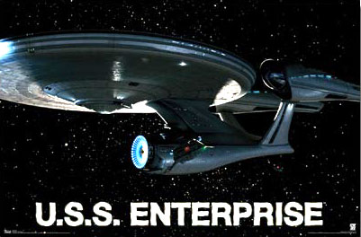 USS-Enterprise-Poster