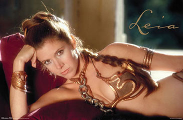 Star-Wars-Princess-Leia-Poster