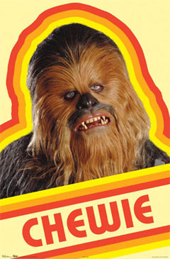 Chewie-Poster