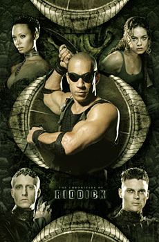 Riddick-Chronicles-Group-Poster