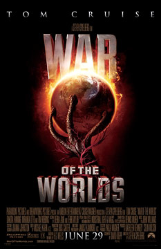 War of the World Poster