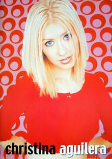 Christina-Aguilera-1999-Poster
