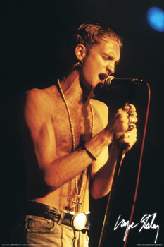Alice In Chains Layne Staley Poster