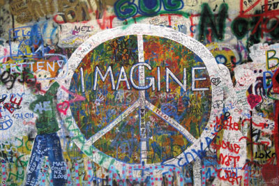 Imagine-Peace-Wall-Poster