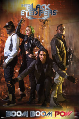 Black-Eyed-Peas-Poster