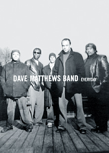 Dave Matthews Band Everyday Poster