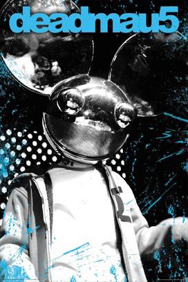 Deadmau5-Poster