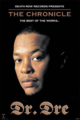 Dr Dre The Chronicle Poster