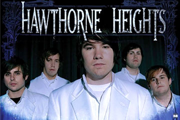 Hawthorne Heights Poster