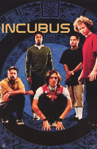 Incubus Make Yourself Poster
