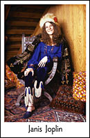Janis Joplin Poster Click to zoom in