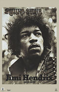 Jimi Hendrix Rolling Stone Poster Click here to zoom in.