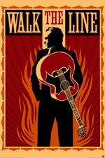 Walk the Line Poster Johnny Cash Click here to zoom in
