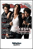 Jonas Brothers Rolling Stone Click to zoom in