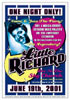 Little Richard Reproduction Concert Poster