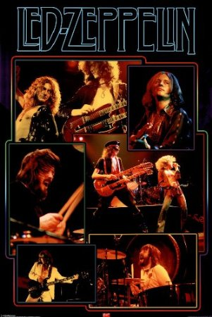 Led-Zeppelin-Live-Poster